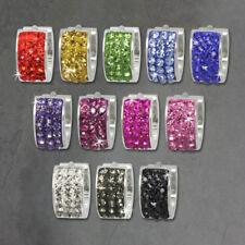 Pendientes de bisutería aros de color principal multicolor