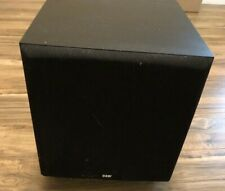 B&W Bowers & Wilkins ASW300 ASW-300 Home Theater Powered Subwoofer