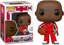 Funko Pop! Basketball 84 Michael Jordan Chicago Bulls Warm Up Special Edition