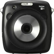Fujifilm Instax SQUARE SQ10 Hybrid Instant Polaroid Camera Black from Japan Fdx