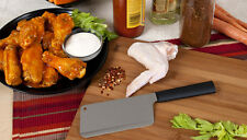Rada W229 Chef's Cleaver Dicer Knife American made kitchen cutlery L/R hand NEW