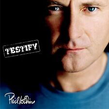 Phil Collins Testify CD NEW SEALED 2002