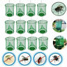 Outdoor Fly Trap-Perfect For Horses The Ranch Fly Trap The Most Effective trap U