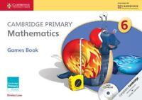 Cambridge Primary Mathematics Stage 6 Games Book with CD-ROM (Cambridge Internat