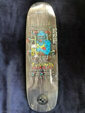 Black Label skateboards x Beer Savage - Lucero tribute deck - New, Rare!