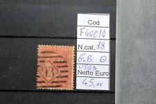 FRANCOBOLLI INGHILTERRA GREAT BRITAIN N°18 USED USATI (F40010)