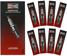 Brand New Lot Of 8 Champion RJ18YC6 66 Copper Plus Engine Spark Plugs
