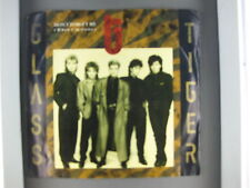 DONT FORGET ME GLASS TIGER 45 RPM RECORD