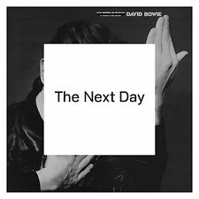 DAVID BOWIE The Next Day UK 180g vinyl 2LP + CD SEALED/NEW