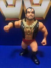 **VERY RARE** WWF Hasbro Series 7, RAZOR RAMON, with gold chain, wwe, wcw, elite