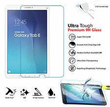 100% Genuine HD LCD Tempered Glass Screen Protector For Samsung Tab E T560 T561