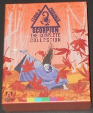 FEMALE PRISONER SCORPION the complete collection USA BLU-RAY BOX SET new sealed