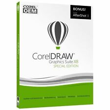 CorelDRAW Graphics Suite X8 Special Edition OEM - 1 Nutzer - DEUTSCH - BOX - NEU