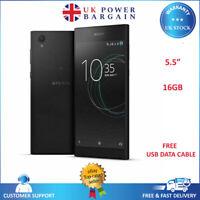 SONY XPERIA L1 BLACK 16GB - 13MP  CAMERA 4G UNLOCKED ANDROID SMARTPHONE - G3311