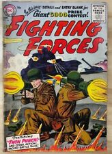 OUR FIGHTING FORCES #14 (1956) DC Comics VG+