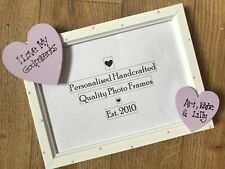 I Love My Godparents Personalised Picture Photo Frame Gift Keepsake 6x4 5x7 8x6