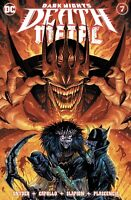 DARK NIGHTS: DEATH METAL #7 (TYLER KIRKHAM EXCLUSIVE TRADE VARIANT) ~ DC Comics