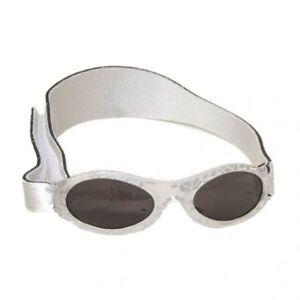 Kids Kidz Banz Adventure Sunglasses 2-5 Years - Silver Pattern