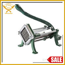 38in French Fry Vegetable Potato Cutter Slicer Dicer Copper Commercial Durable