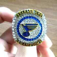 Stanley Cup Champions 2019 St. Louis Blues, Championship Ring, All Size