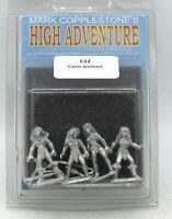 Copplestone C12 Cave Women (High Adventure) Female Cavemen Pulp Cavewomen Heroes