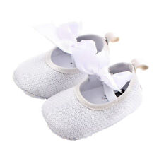 New Baby Girls Sequinned Christening Party Shoes in 8 Colours 0 3 6 9 12 Months