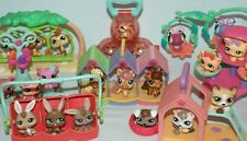 Littlest Pet Shop Petriplets Pets - Choose from Different LPS Triplets Sets