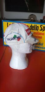 Vintage 1987 Carrera Vagabond cycling cap casquette maglia ciclismo