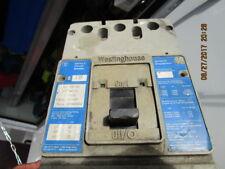 Westinghouse KD3400F 400A Circuit Breaker 225A Trip 600V Cutler-Hammer