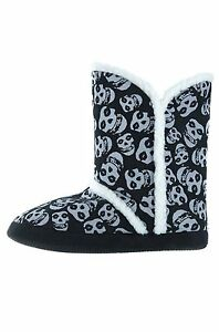 IRON FIST MISFITS HOUSE SLIPPER BOOTS