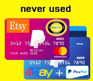 VCC For Paypal verification worldwide fast Delivery 5 min