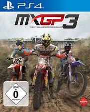 PS4 MX GP 3 MXGP 3 motorrad-cross Juego Producto NUEVO