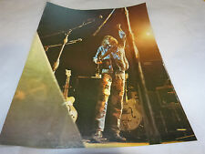 NEIL YOUNG - Mini poster couleurs 10 RECTO VERSO !!!!!!!!!!!!!!!