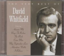 David Whifield - Very Best Of - NEW CD - 20 Tracks - 1st Class Post From UK