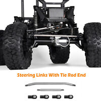 Steering Links Tie Rod Links GRC TRX4 Ackerman TRAXXAS Tie Rod End Upgrade Parts
