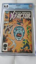 X-Factor #6, Marvel, CGC 6.0