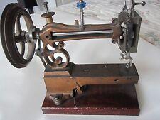 L'Indispensible Journeaux Model P. Sewing machine. 1862-1872