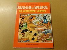 STRIP / SUSKE EN WISKE 95: DE KLEPPENDE KLIPPER | Herdruk 1981