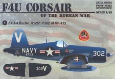 Print Scale Decals 1/48 VOUGHT F4U CORSAIR IN THE KOREAN WAR