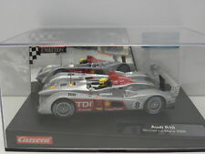 Carrera 27206 Evolution Slot Car Audi R10 Winner Le Mans 2006 Maßstab 1:32