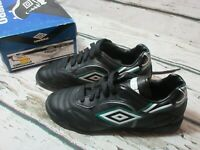 NEW VINTAGE Umbro PREMIO Indoor Soccer Turf Shoes Cleats Youth Boys Sz 4.5