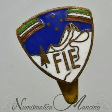 Distintivo Smaltato FIE - Federazione Italiana Escursionismo