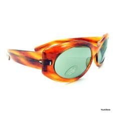 SAFILO occhiali sole ELBA A/37 VINTAGE '70s SUNGLASSES NEW Made in Italy