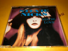 STEVIE NICKS hit single MAYBE LOVE 4 track CD 1000 days I CANT WAIT stand back
