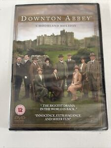 Downton Abbey A Moorland Holiday DVD Like NEW Reg 4 & 2 Fast FREE Postage