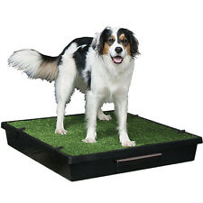 Portable Training Mat Dog Potty Pad with Drainage System Patch Apartment House