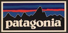 Patagonia Retro Flat Vinyl Sticker Decal Fishing Hiking Camping L Single