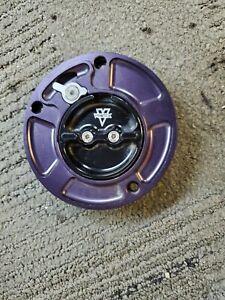 06-19 KAWASAKI ZX14R ZX14 VORTEX V3 KEYLESS GAS FUEL TANK CAP