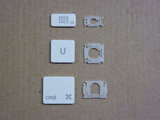 "White Macbook Unibody replacement Keyboard Key Keys A1342 13"" Type A"
