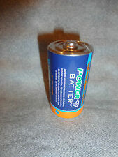 POWER C SIZE BLUE BATTERY SAFE DIVERSION SAFE SECRET SAFE PILL BOX